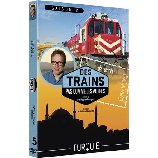 Turquie en Train