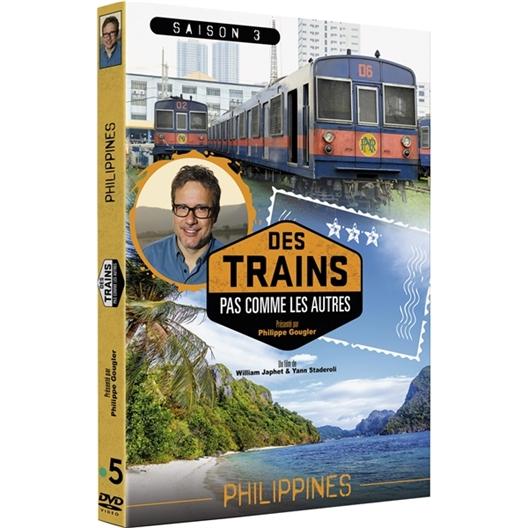 Philippines en Train