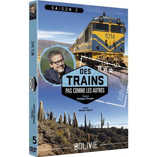 Bolivie en Train