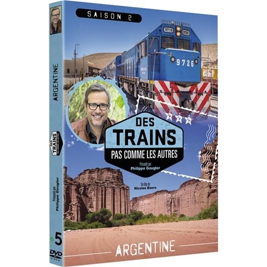 Argentine en Train