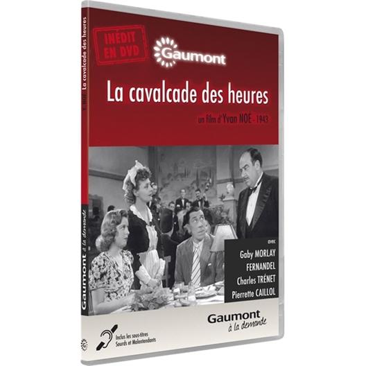 La cavalcade des heures (DVD)
