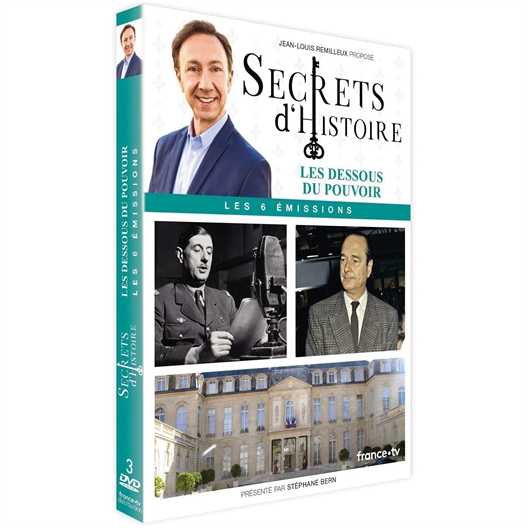 Secrets d'histoire : Les dessous du pouvoir