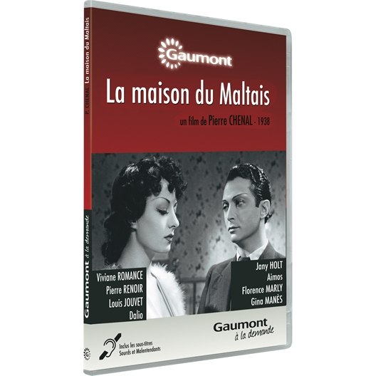 La maison du Maltais (DVD)