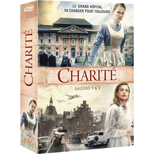Charité - Saisons 1 et 2 : Alicia, Von Riitberg, Mala Emde, Hans Löw, …