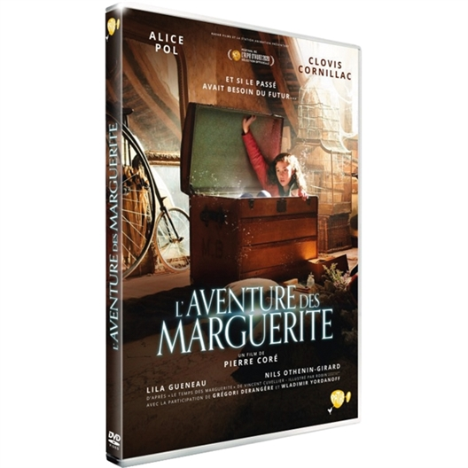 L'aventure des Marguerite : Alice Pol, Clovis Cornillac, Lila Gueneau, …