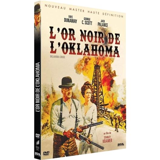 L'or noir de l'Oklahoma : George C.Scott, Faye Dunaway, John Mills, …