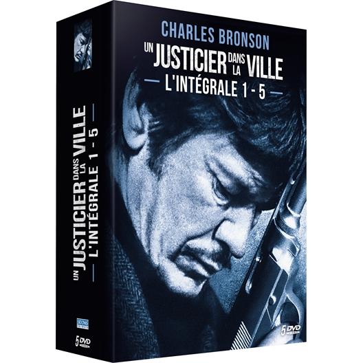 Un justicier dans la ville : Charles Bronson, Hope Lange, ...