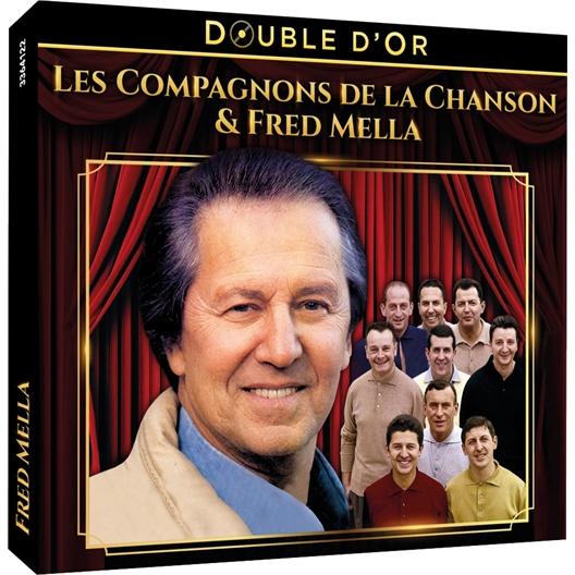 Fred Mella et les Compagnons : Double d'Or