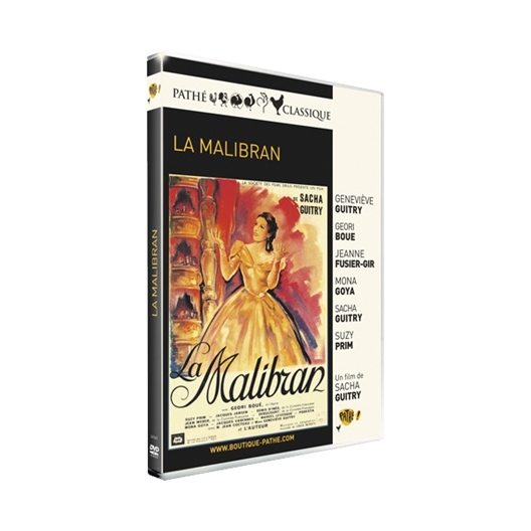 Le Malibran : Sacha Guitry, Jean Cocteau, Suzy Prim, …