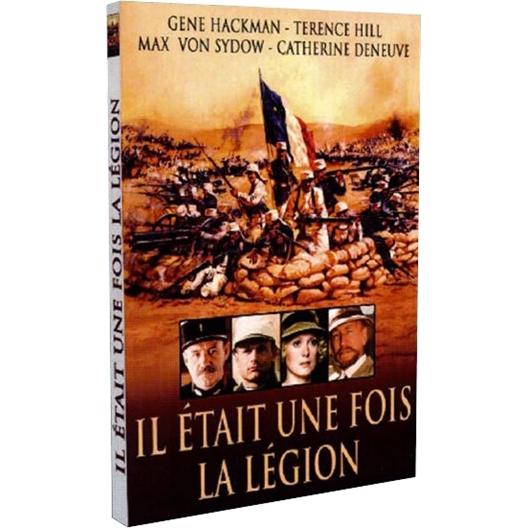 Il était une fois la légion : Hackman, Deneuve, Hill