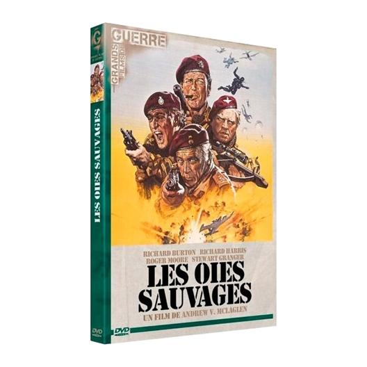 Les oies sauvages : Richard Burton, Richard Harris, Roger Moore…