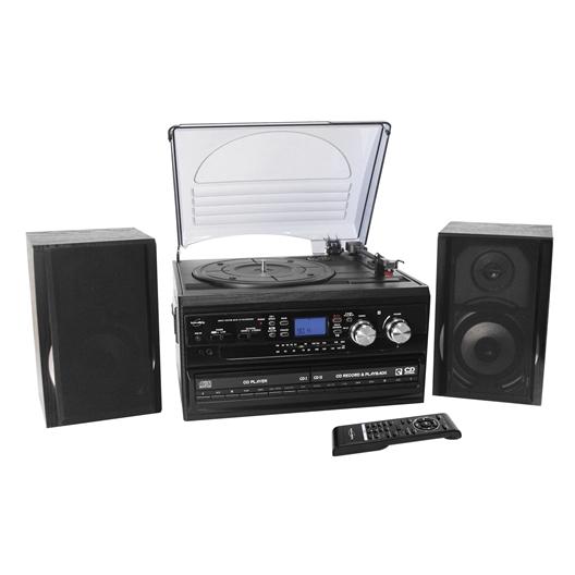 Avec cette chaîne Hifi, vous pouvez tout écouter… et tout graver sur CD !