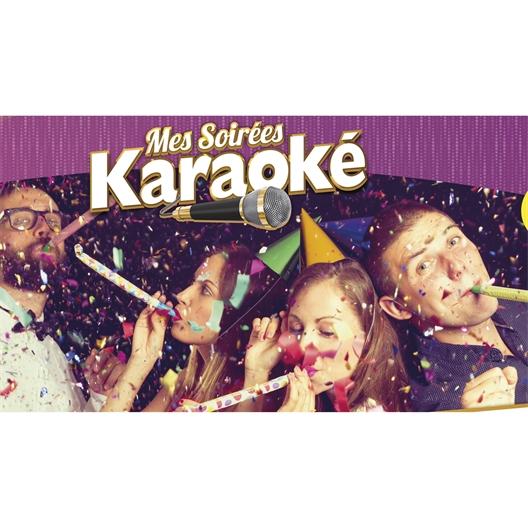Mes soirées karaoké - Spécial réveillon