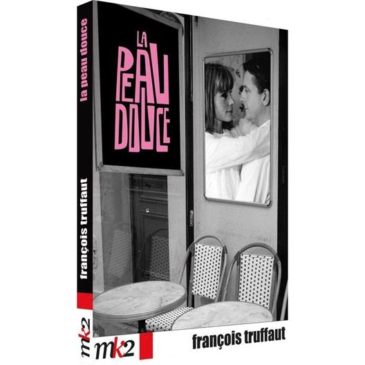 La peau douce : Jean Desailly, Françoise Dorleac, …