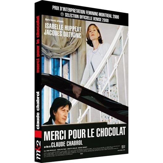 Merci pour le chocolat : Isabelle Huppert, Jacques Dutronc, …