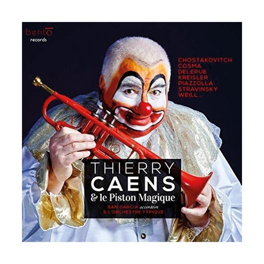 Thierry Caens et le piston magique