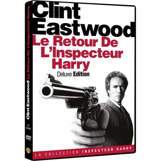 Le retour de l'inspecteur Harry : Clint Eastwood, Sandra Locke…