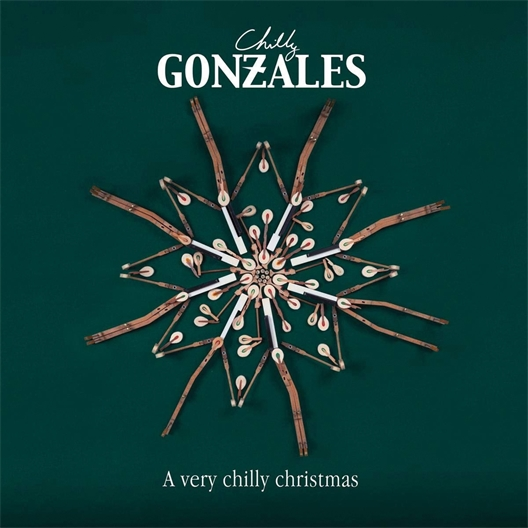 Chilly Gonzales : A very Chilly Christmas