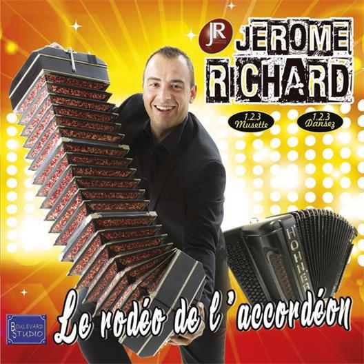 Jérôme Richard : Le rodéo de l'accordéon