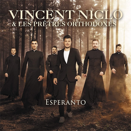 Vincent Niclo et les prêtres orthodoxes : Esperanto