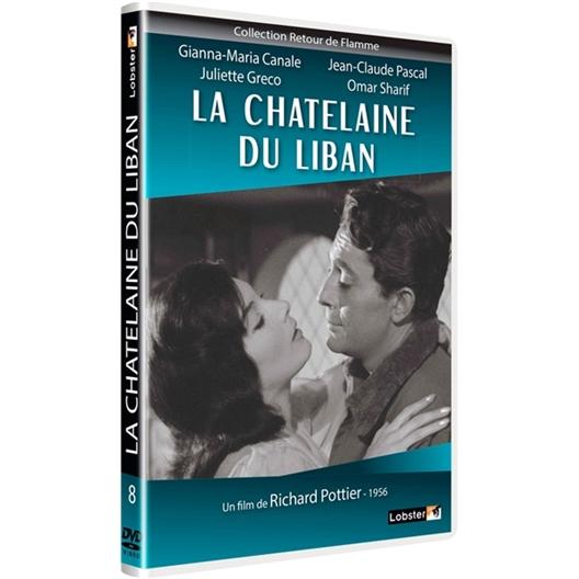 La châtelaine du Liban : Juliette Gréco, Omar Sharif, Jean-Claude Pascal…