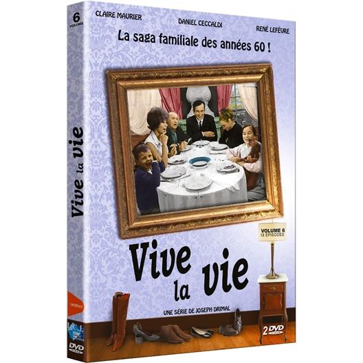 Vive la vie - 6ème saison : Daniel Ceccaldi, Claire Maurier…