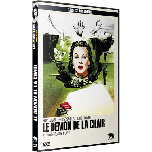 Le démon de la chair : Hedy Lamarr, George Sanders, …