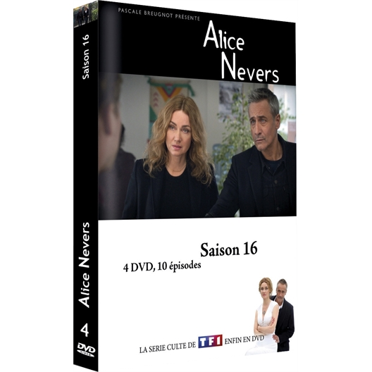 Alice Nevers - Saison 16 : Marine Delterme, Jean-Michel Tinivelli, …