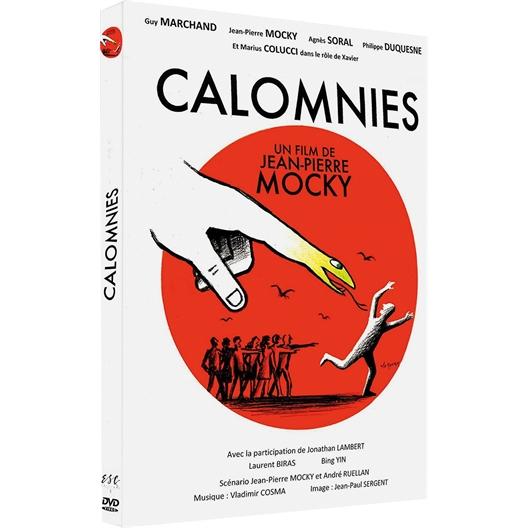 Calomnies : Jonathan Lambert, Philippe Duquesne, Agnès Soral, …