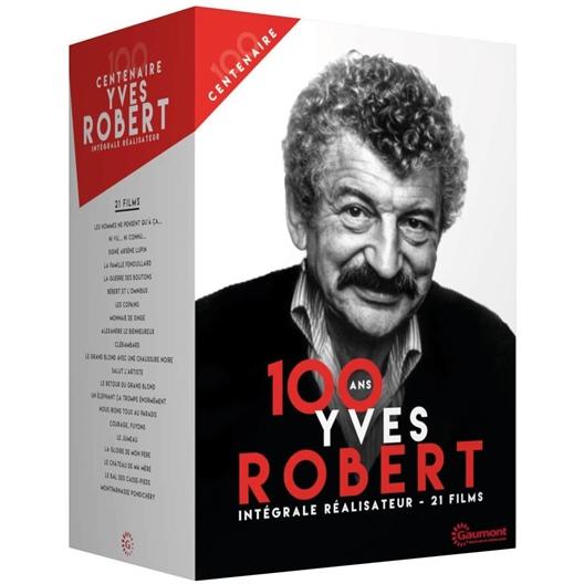 Coffret centenaire Yves Robert : L'intégrale Spéciale 100 ans