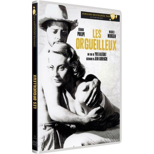 Les orgueilleux (DVD)