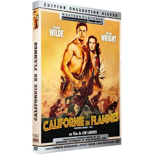 Californie en flammes : Teresa Wright, Cornel Wilde, …