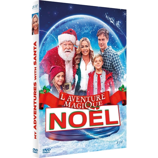 L'aventure magique de Noël : Denise Richards, Patrick Muldoon, …