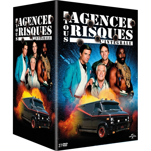 L'agence tous risques : George Peppard, Dirk Benedict…