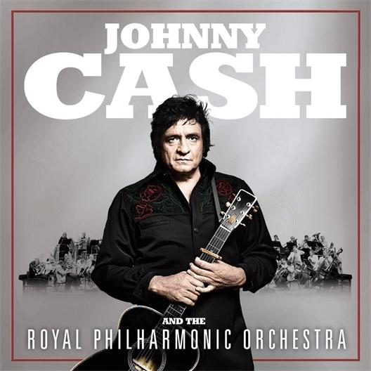 Johnny Cash & the royal Philarmonic Orchestra