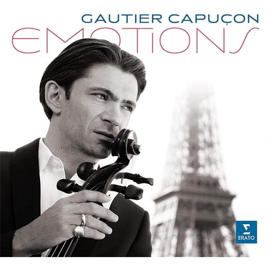 Gautier Capuçon : Emotions