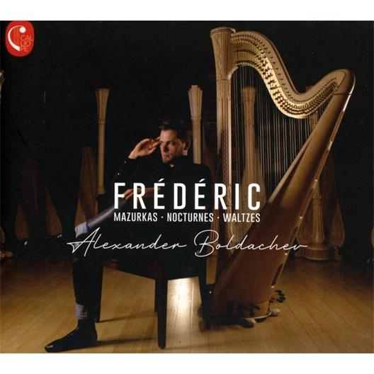 Alexander Boldachev : Mazurkas, Nocturnes, Valses