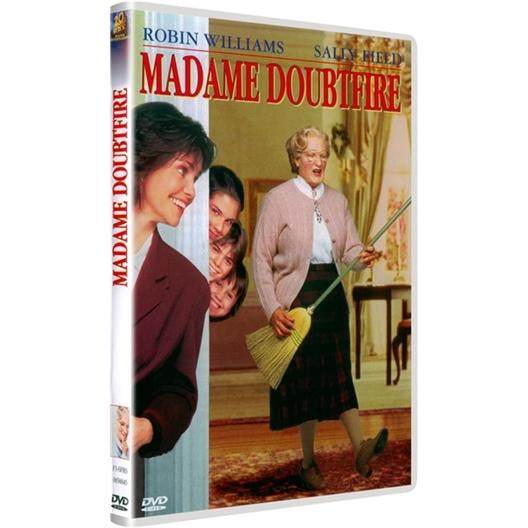 Madame Doubtfire : Robin Williams, Sally Field…