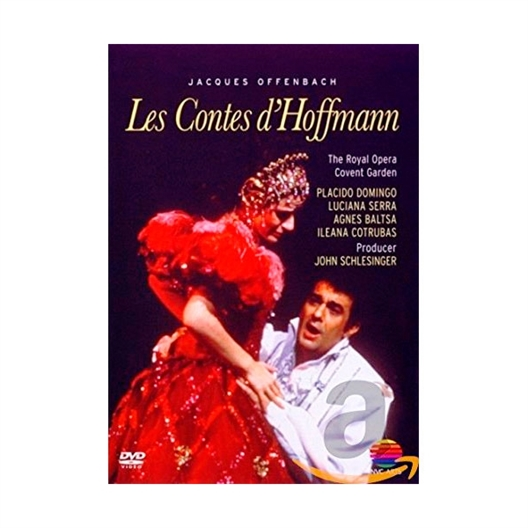 Jacques Offenbach - Les contes d'Hoffmann : Placido Domingo, Luciana Serra…