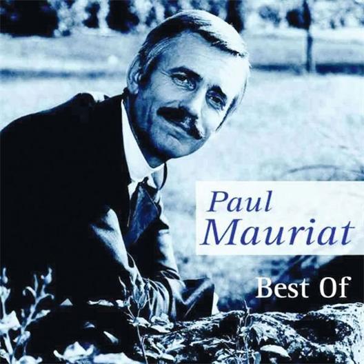 Paul Mauriat : L'amour est bleu