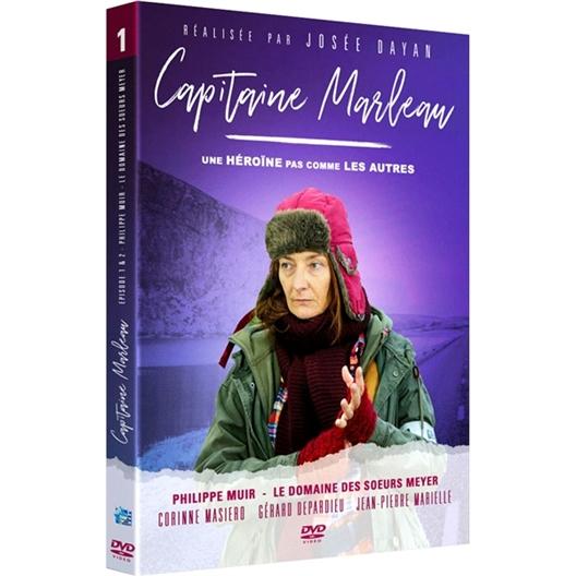 Capitaine Marleau : Corinne Masiero, Gérard Depardieu