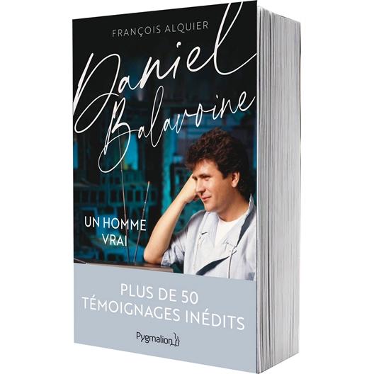Daniel Balavoine, Un homme vrai : François Alquier