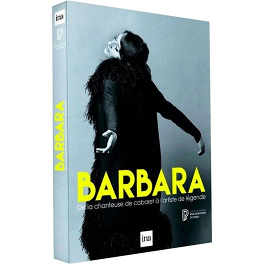 Barbara : : Du cabaret à la légende