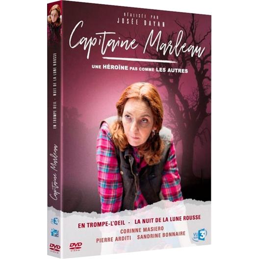 Capitaine Marleau : Corinne Masiero, Pierre Arditi, Sandrine Bonnaire