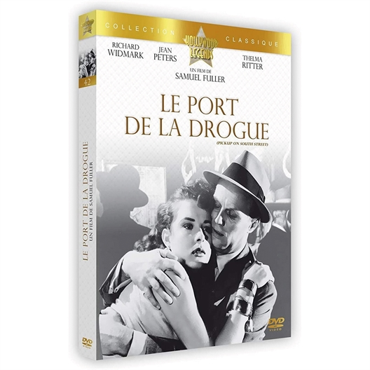 Le Port de la drogue : Richard Widmark, Thelma Ritter, …
