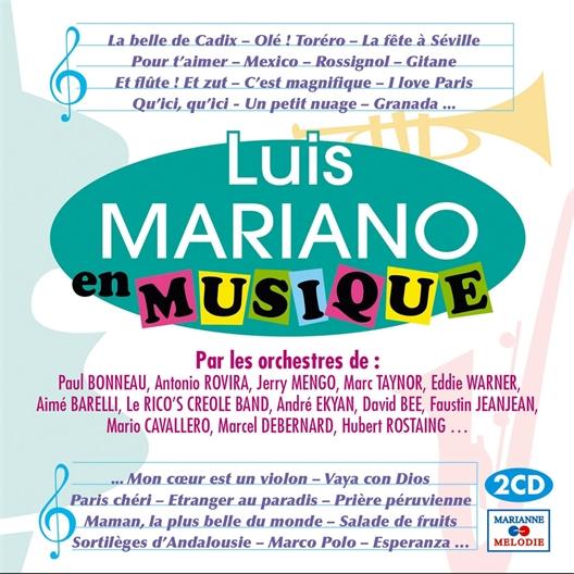 Luis Mariano : En musique (2 CD)