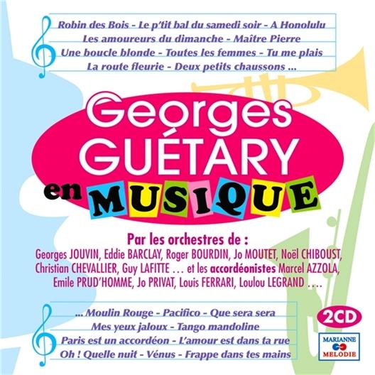 Georges Guétary : En musique