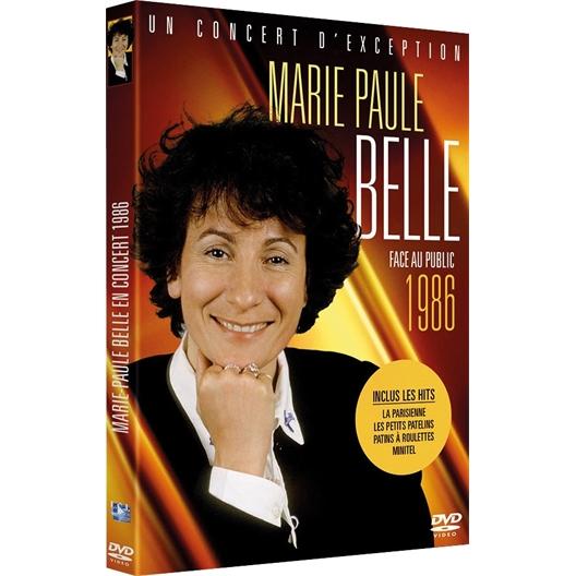 DVD Marie Paule BELLE