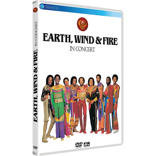 Earth, Wind & Fire : In concert