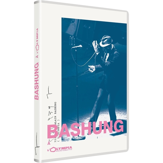 Alain Bashung : Live à l'Olympia
